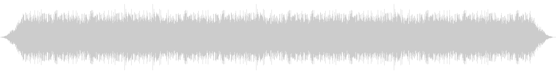 PC 駆動音01-06(ロング)の未再生の波形