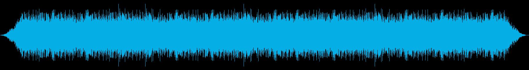 PC 駆動音01-06(ロング)の再生済みの波形