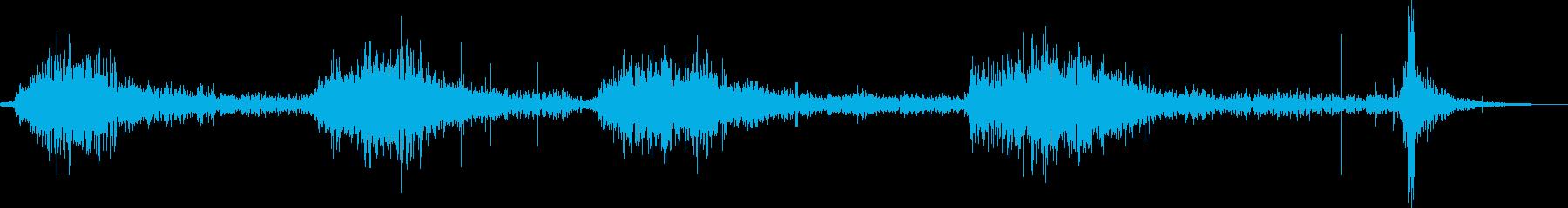 【ゲーム】 火 属性 08の再生済みの波形