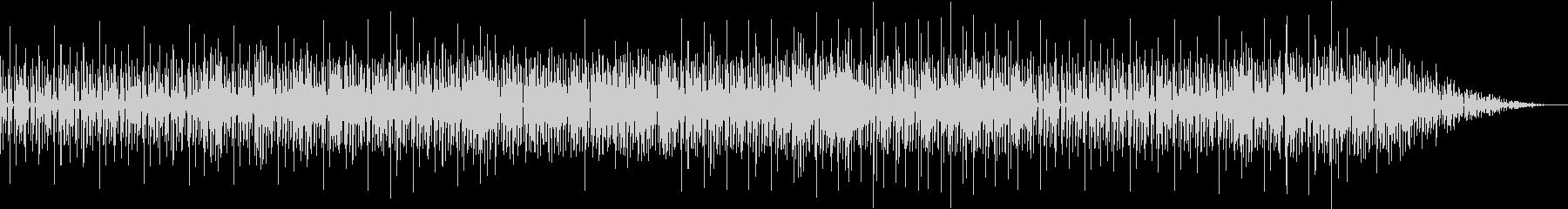 ミネアポリス系ファンクの未再生の波形