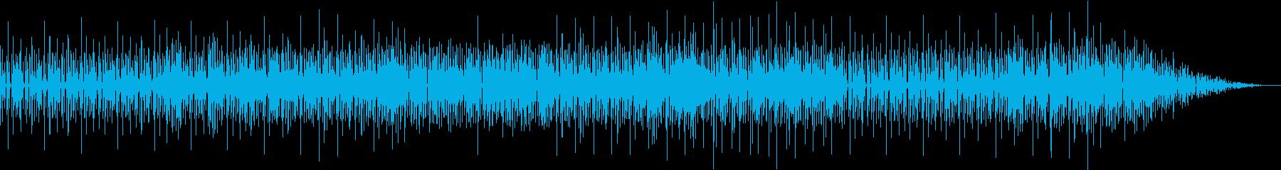 ミネアポリス系ファンクの再生済みの波形