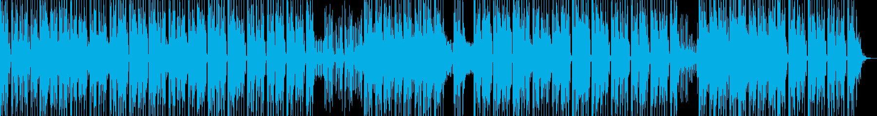 三味線・妖艶なアジアンポップ Lの再生済みの波形