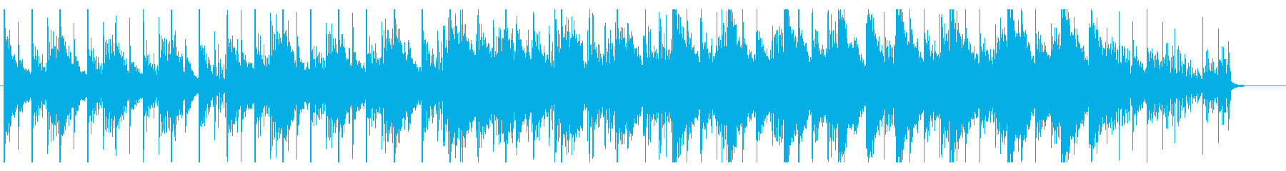 【ヒーリング】落ち着き_懐かしさの再生済みの波形