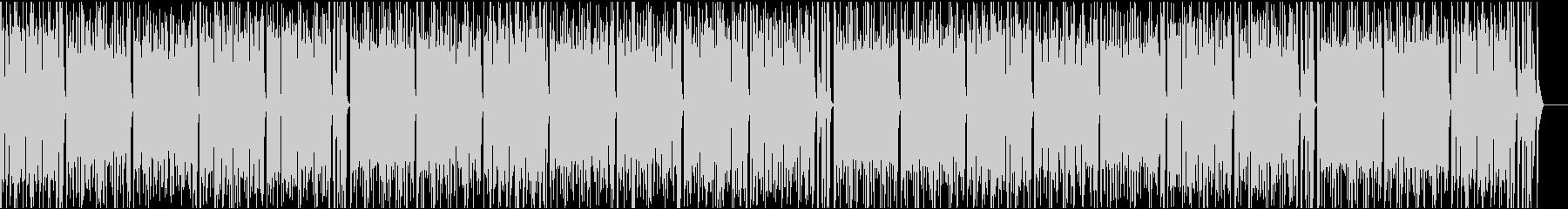 おしゃれイケイケ/カラオケ/イントロ9秒の未再生の波形