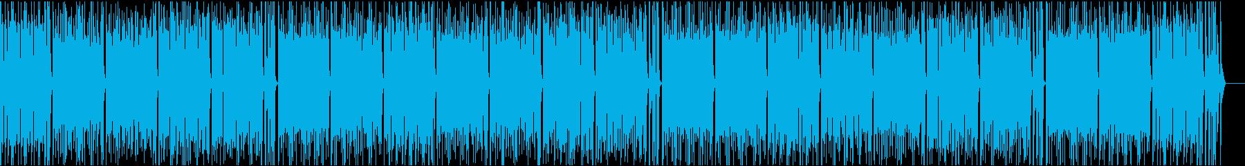 おしゃれイケイケ/カラオケ/イントロ9秒の再生済みの波形