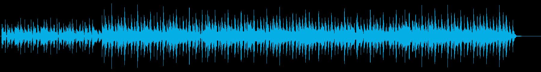 Hip-hop 民謡 アクティブ ...の再生済みの波形