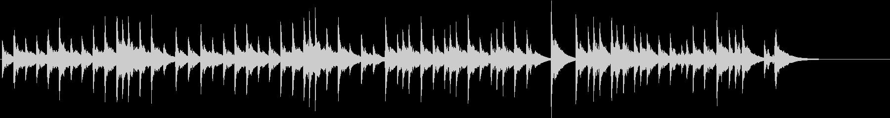 ブラームス交響曲第1番4楽章 オルゴールの未再生の波形