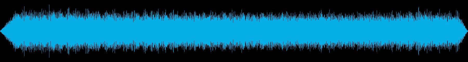 洗濯機の音  脱水の再生済みの波形
