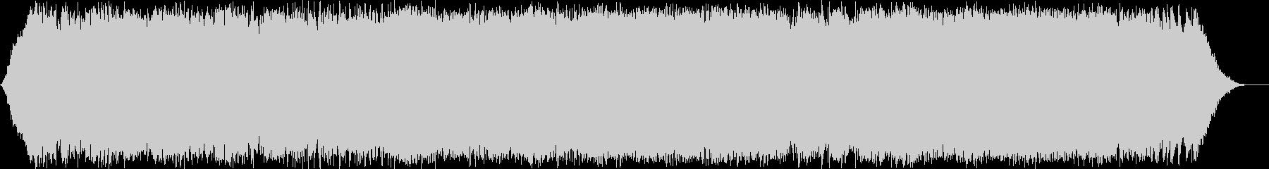 ダークファンタジーオーケストラ戦闘曲52の未再生の波形
