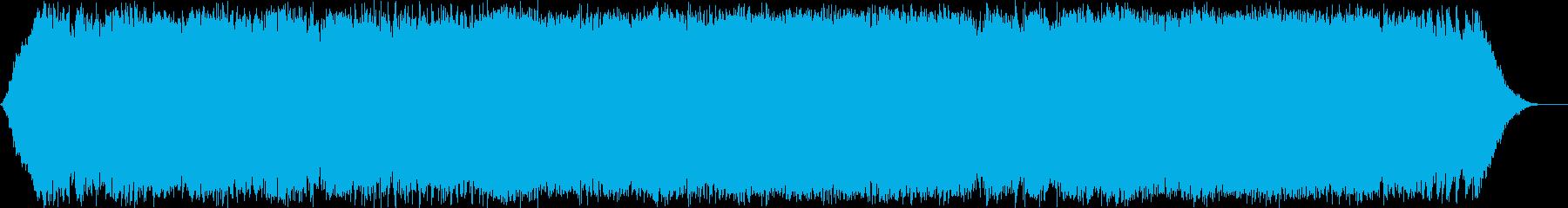 ダークファンタジーオーケストラ戦闘曲52の再生済みの波形
