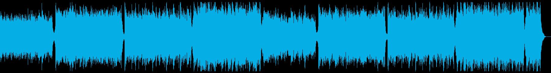 知的なシネマティックピアノ:フル2回の再生済みの波形
