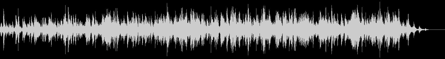 ウインドチャイム 継続 ロング 長いの未再生の波形