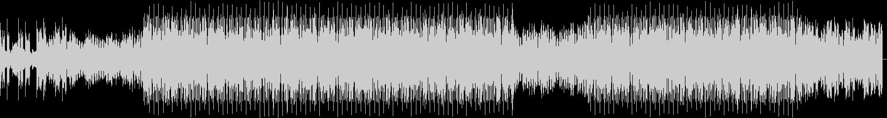 bpm112 ボコーダーEDMエレクトロの未再生の波形