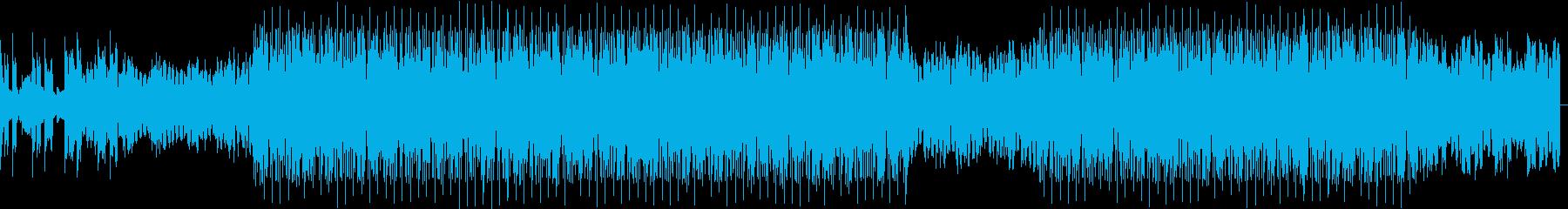 bpm112 ボコーダーEDMエレクトロの再生済みの波形