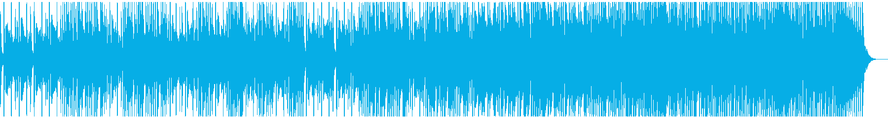 ユーモラスなクラリネットが楽しいインストの再生済みの波形
