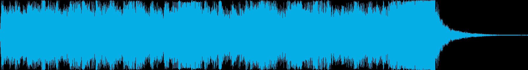 現代の交響曲 クラシック交響曲 新...の再生済みの波形