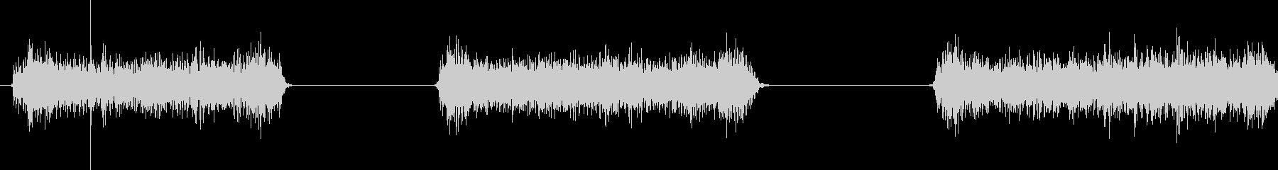 AEROSOL CAN 1:3回の...の未再生の波形