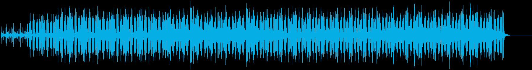 毎日ウタゲ!部族の奏でるジャングルビートの再生済みの波形