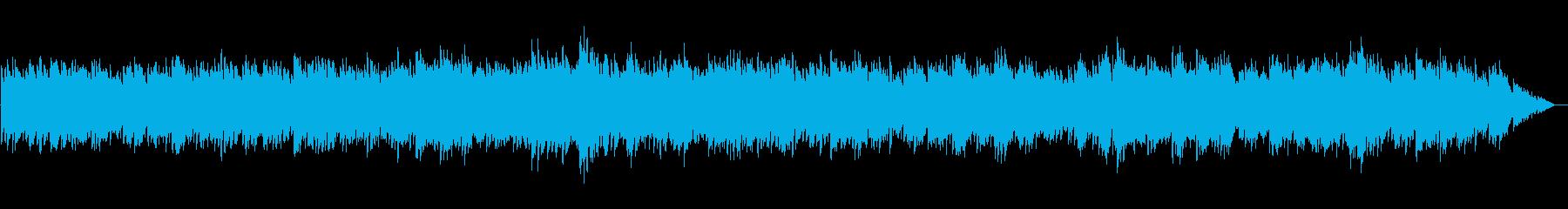 ドライブ・旅・夏 爽やかなピアノソロの再生済みの波形