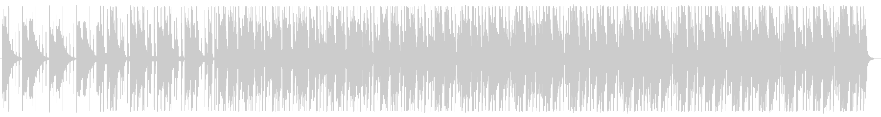 アーバン/都会/R&B_No458_3の未再生の波形