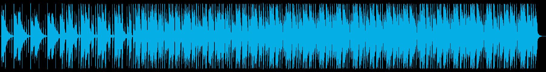 アーバン/都会/R&B_No458_3の再生済みの波形