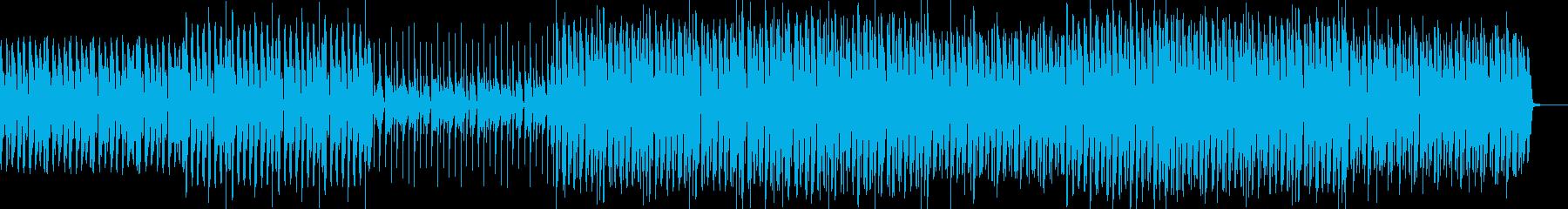アツいピアノハウス ピアノ/リードソロの再生済みの波形