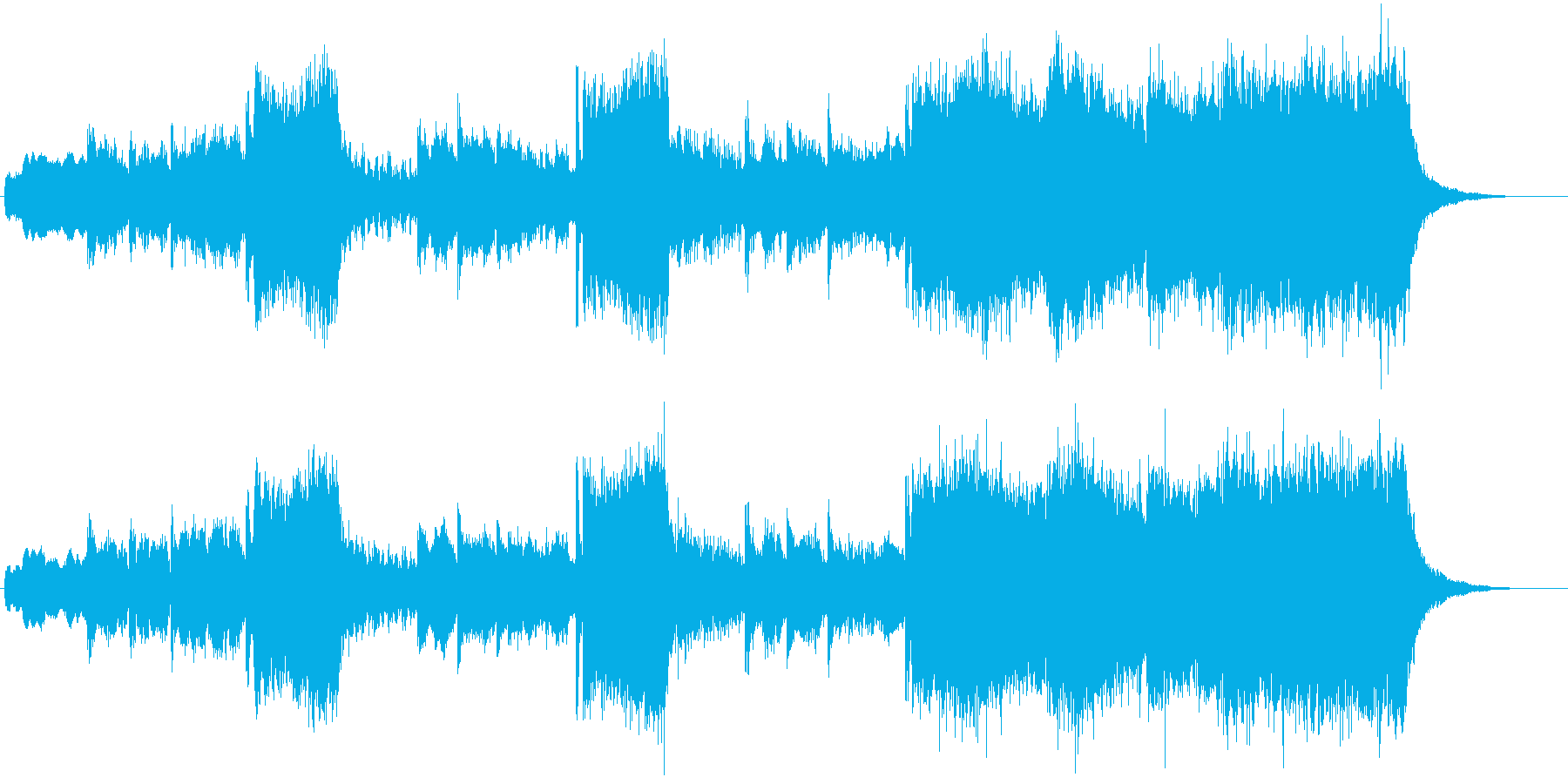 2001年宇宙の旅(ゲーム系サウンド)の再生済みの波形