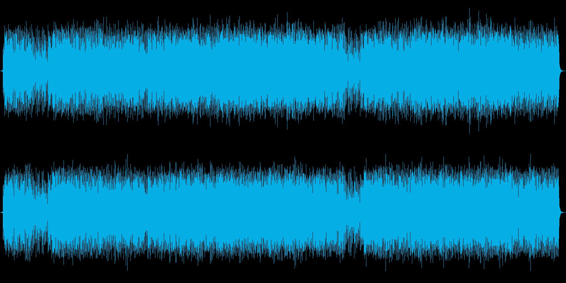 アコギ生演奏 陽気でゴキゲンなポップスの再生済みの波形