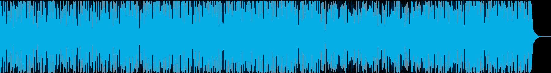 News6 16bit44kHzVerの再生済みの波形