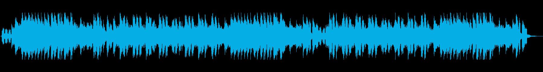 森のくまさん (カントリー風  アコギ)の再生済みの波形
