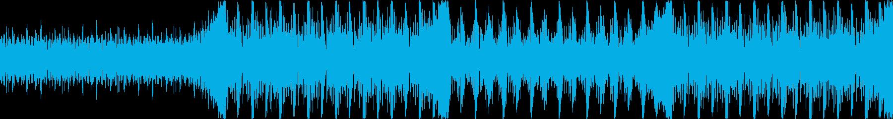 【トランス/イベントパーティー】の再生済みの波形