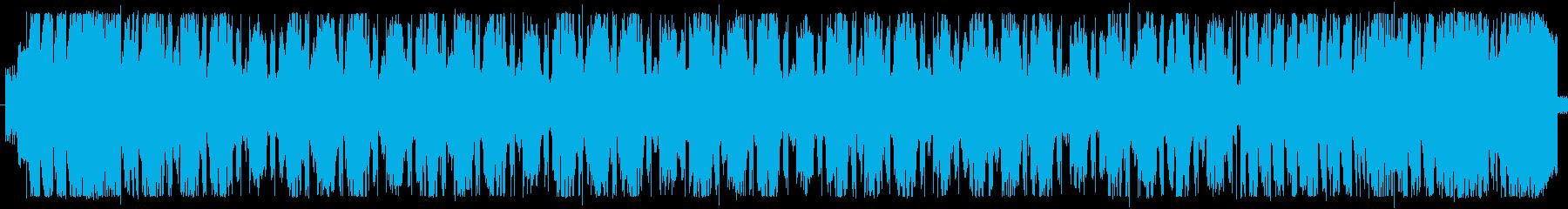 シンプルなインストナンバーで。の再生済みの波形