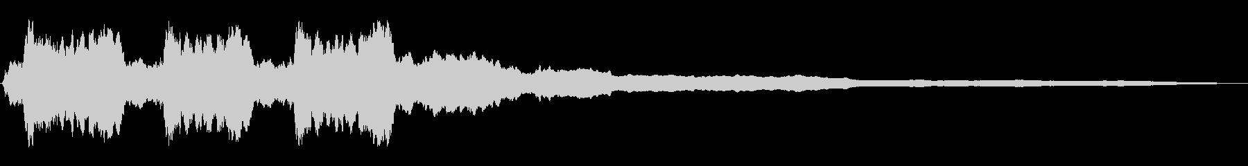 消防車のサイレン:内線:嘆き、静止...の未再生の波形