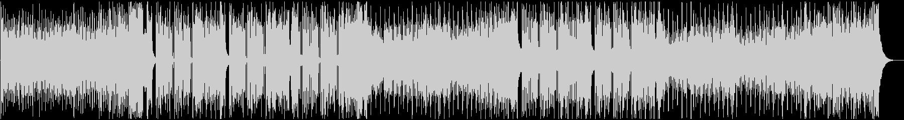 クールなFuture Bass Vo無の未再生の波形