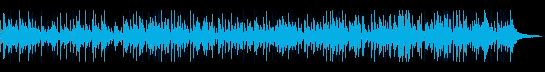 ピアノ演奏に魅了される大人のジャズの再生済みの波形
