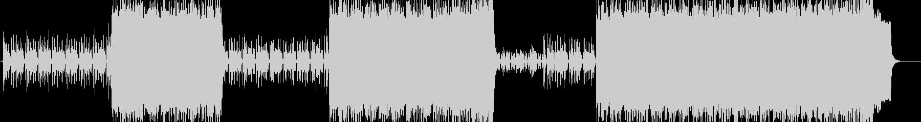 静→激→静→激 90s爆発オルタナロックの未再生の波形