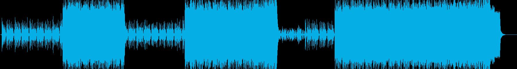 静→激→静→激 90s爆発オルタナロックの再生済みの波形