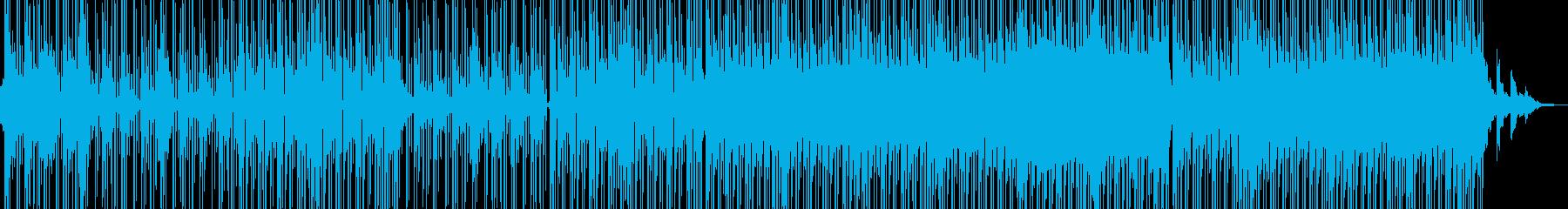 大人しくメロウな雰囲気に・R&B 短尺★の再生済みの波形