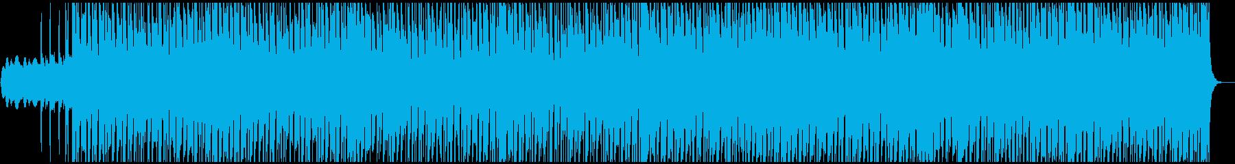 洋楽・Lo-Fi・インディー:おしゃれの再生済みの波形
