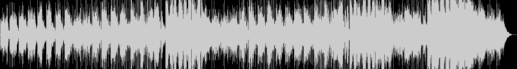 メランコリックなアコースティックバラードの未再生の波形