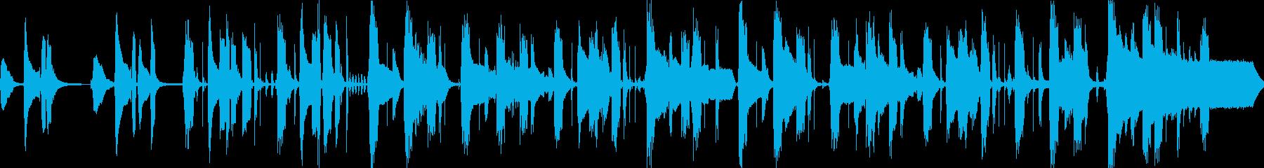 コメディファンク。チューバ、バリト...の再生済みの波形