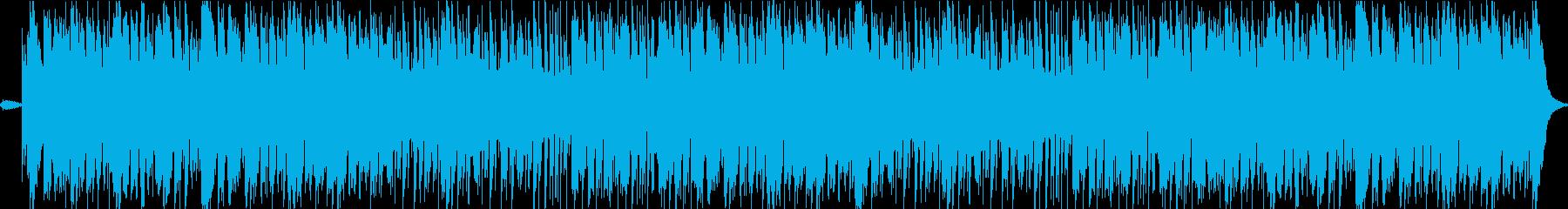 ファンクインスト。ジェームス・ブラ...の再生済みの波形