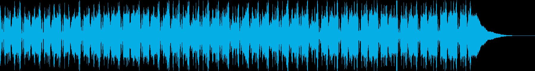 Pf「売買」和風現代ジャズの再生済みの波形