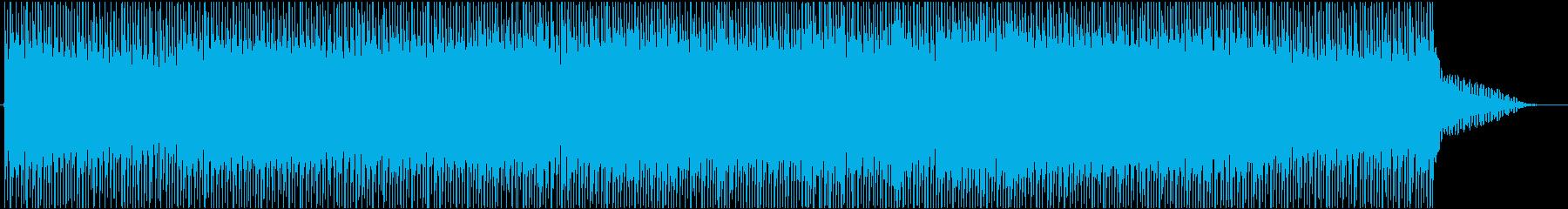 実験的な岩 バックシェイク インデ...の再生済みの波形