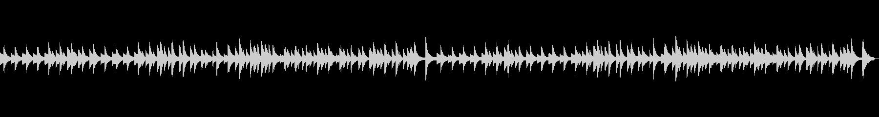 サティ「ジムノペディ」第1番 ピアノの未再生の波形