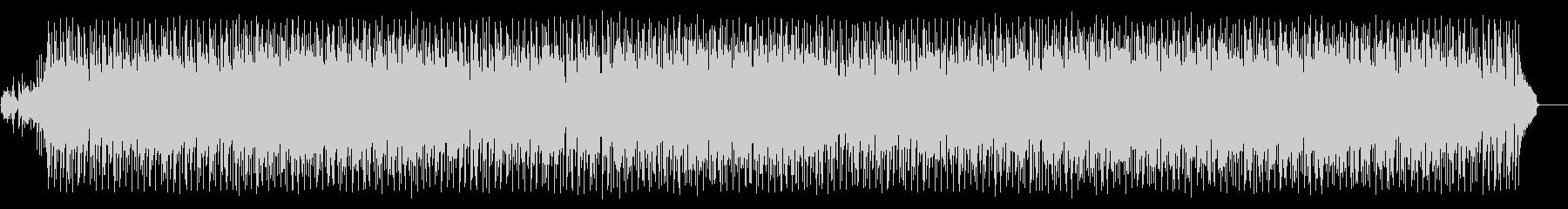 ほのぼのとしたポップ(フルサイズ)の未再生の波形