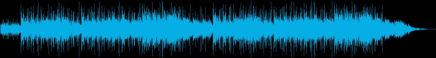 アコギ、透明感、ゆったり、VP系20Aの再生済みの波形