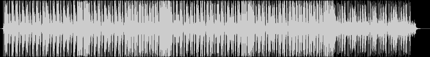 Kawaii系Future Bass 4の未再生の波形