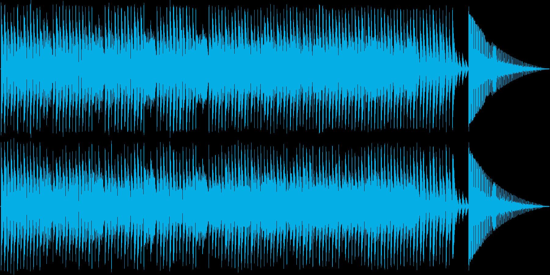 モゴモゴミュージックです。宜しくお願い…の再生済みの波形