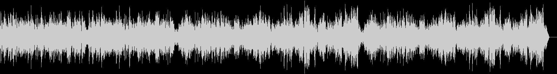 バッハ_インヴェンション第6番_ピアノの未再生の波形